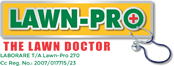 Lawn Maintenance | We Doctor Lawns | Pretoria Logo